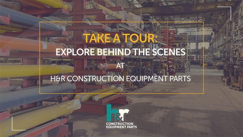 Tour H&R Constuction Equipment Parts