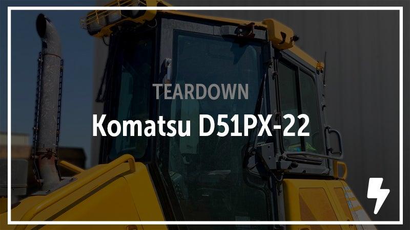 Komatsu D51PX-22