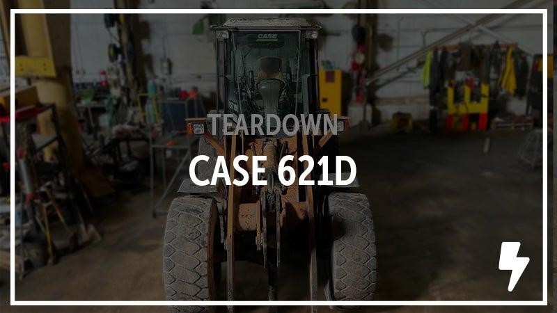CASE 621D Wheel Loader