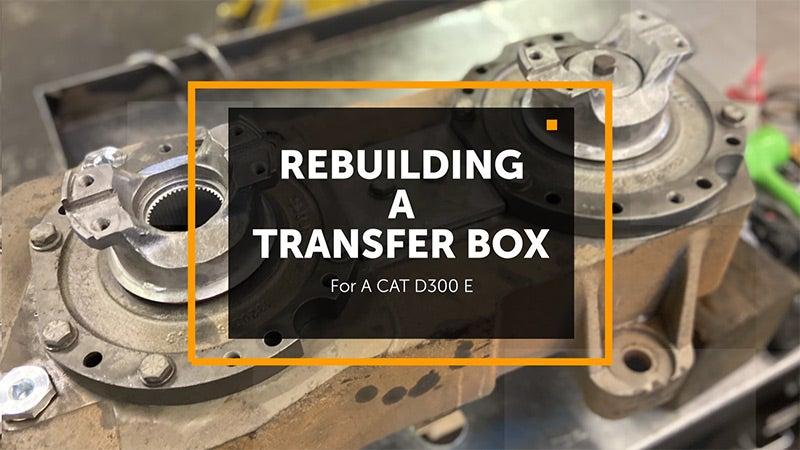 Transfer Box Rebuild