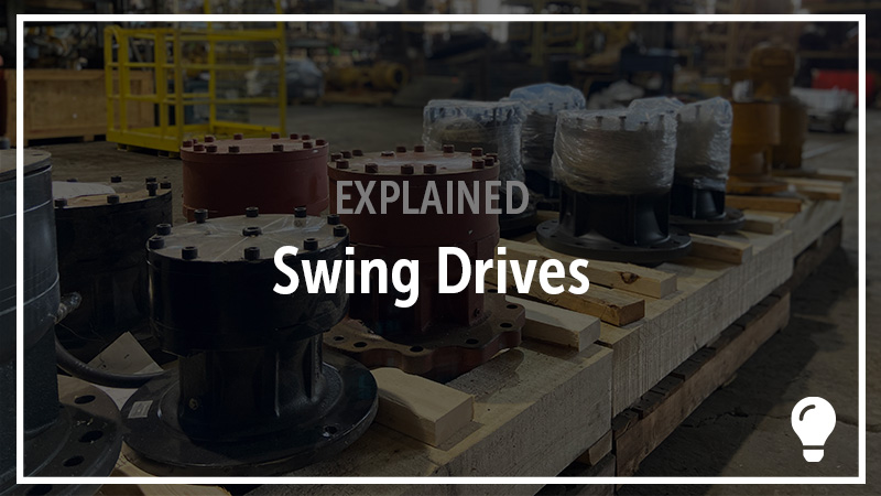 An image of swing drives.