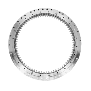 geared slewing ring