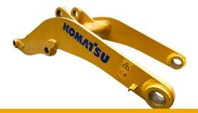 Komatsu Attachments