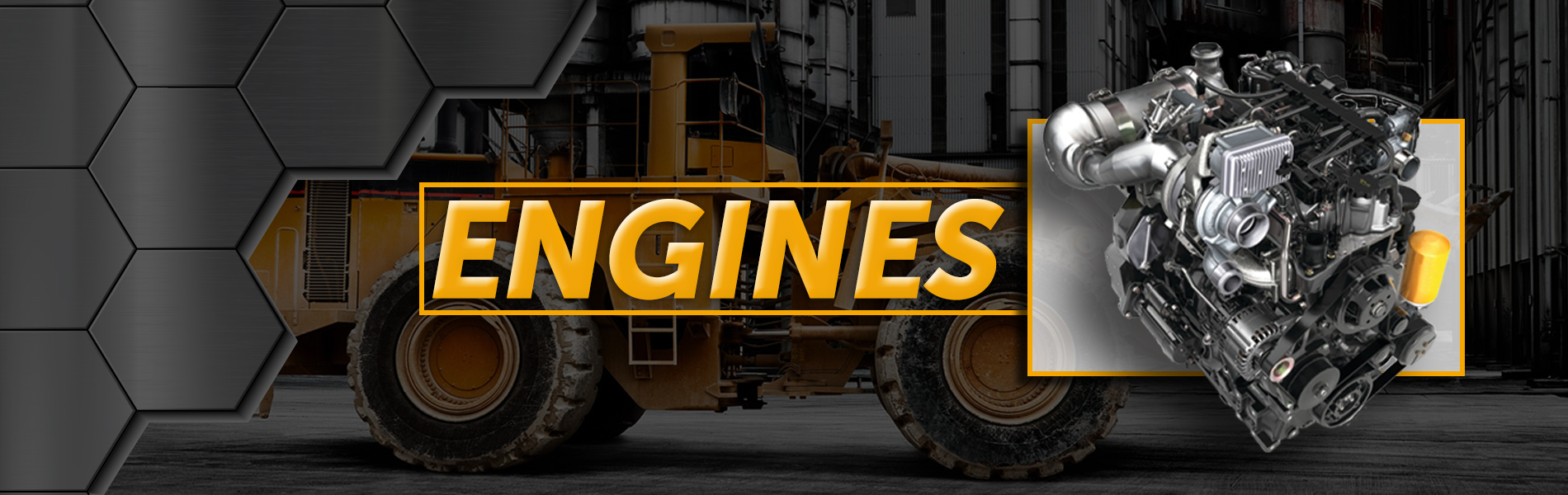 New & Used Heavy Equipment Parts | H&R Construction Equipment Parts