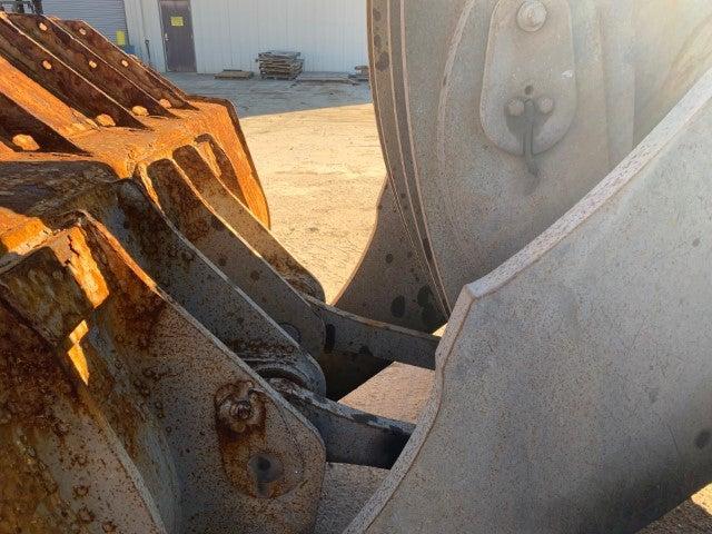 John Deere 844K-II teardown machine photo 6