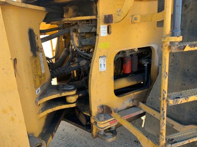John Deere 844K-II teardown machine photo 7